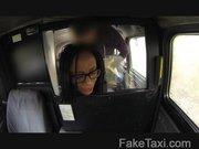 FakeTaxi – Sexy nurse wearing no knickers
