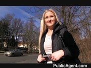 PublicAgent – Amazing boobs blonde blowjobs
