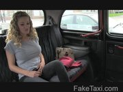 FakeTaxi – Busty blonde with a perfect shape