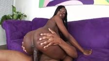 Big ass Jezabelle Sweets cum load