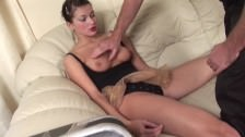real flexi doll hard anal fucked