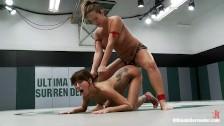 Lesbians Gia Trina