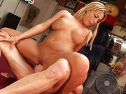Hot Jasmine Tame rides dick