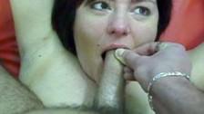 Blowjob polish woman