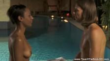 Intimate Anal Massage Play