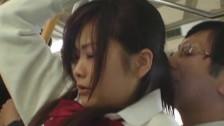 Obscene in school bus
