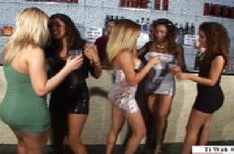 Brazil swing party