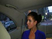 Fake taxi – Kristine