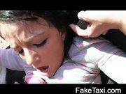 Brunette teen makes nasty revenge video