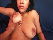 Malia has nice tits